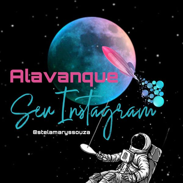 Imagem principal do produto Alavanque seu Instagram