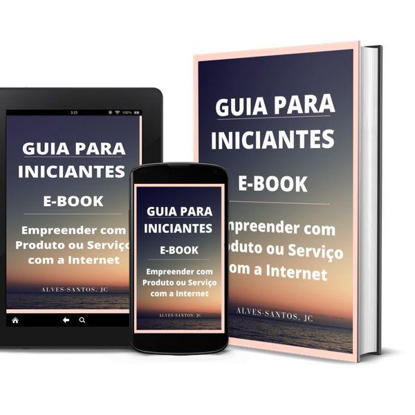 Imagem principal do produto Guia para iniciantes: Empreender com produto ou serviço com a internet