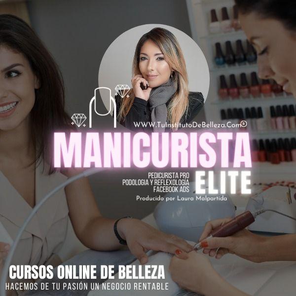 Imagem principal do produto Manicurista Elite