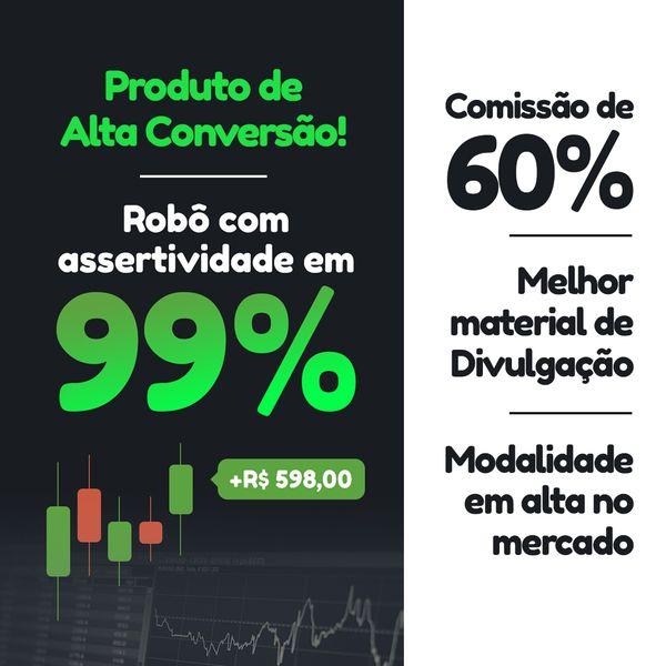 robô trader clear