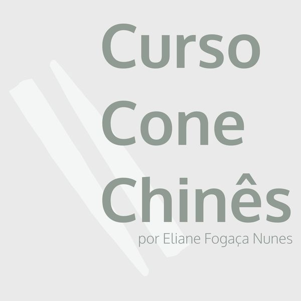 Imagem principal do produto Curso cone chinês