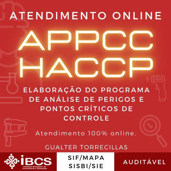 Imagem principal do produto ELABORAÇÃO DE PROGRAMA APPCC/HACCP ANÁLISES DE PERIGOS E PONTOS CRÍTICOS DE CONTROLE PARA INDÚSTRIA DE ALIMENTOS.