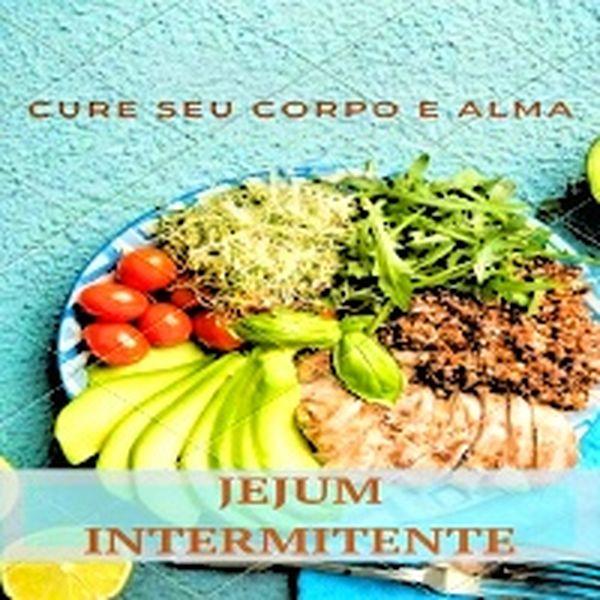 Imagem principal do produto E-book Jejum Intermitente