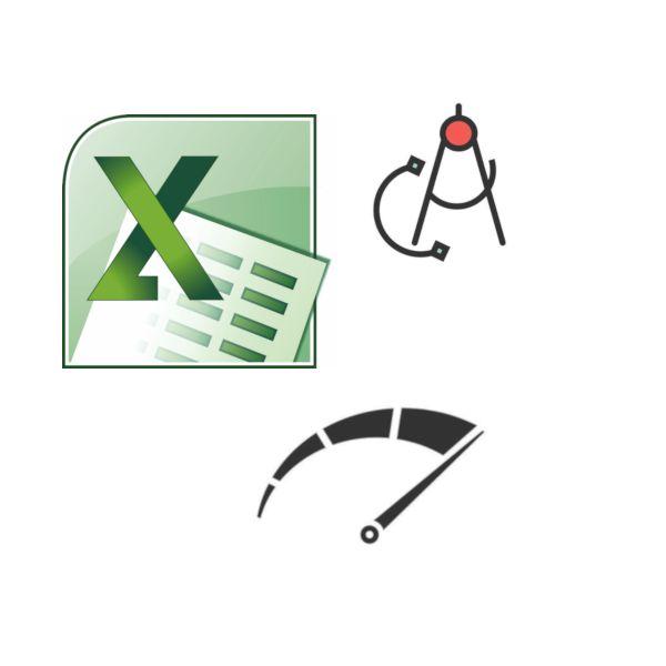 Imagem principal do produto Curso Excel Profissional - Básico + Avançado