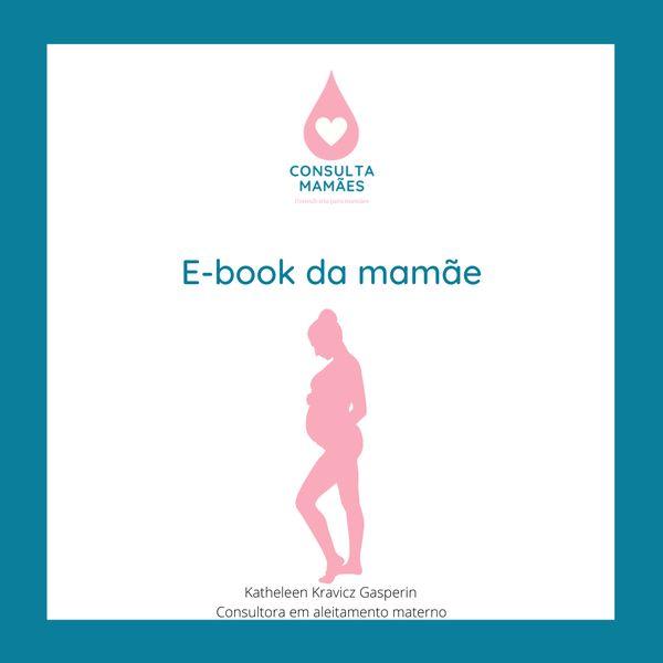 Imagem principal do produto E-book da Mamãe