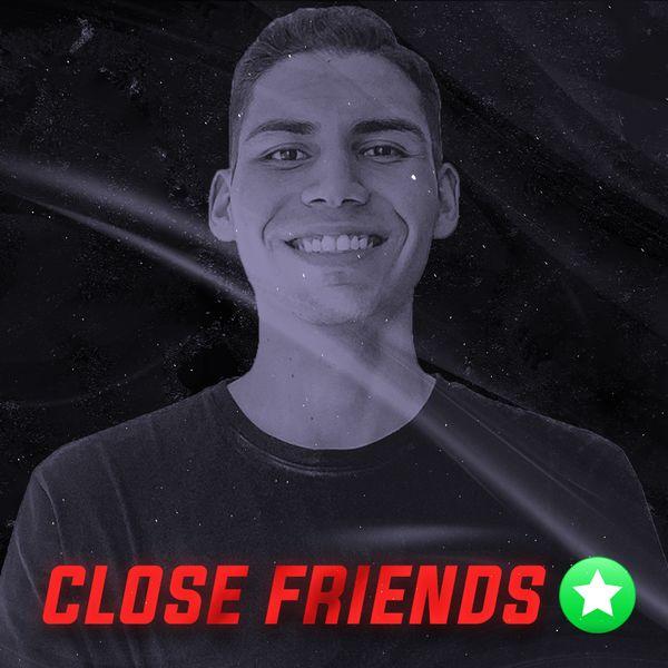 Imagem principal do produto Close Friends - Alan Benites