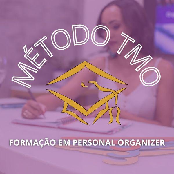 Imagem principal do produto Curso de formação em Personal Organizer - MÉTODO TMO