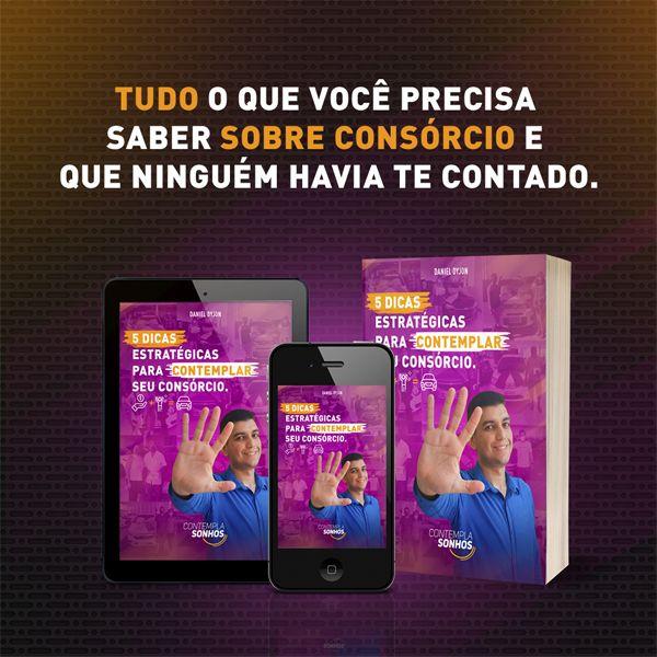 Imagem principal do produto 5 DICAS ESTRATÉGICAS PARA CONTEMPLAR SEU CONSÓRCIO