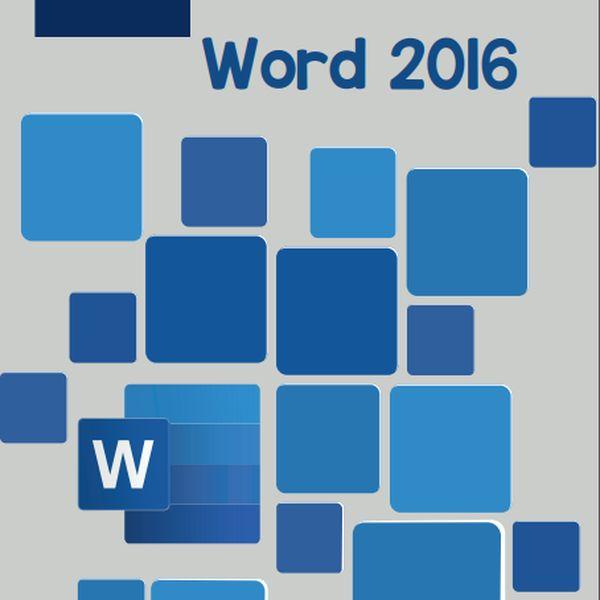 Imagem principal do produto Microsoft Word 2016 - Avançado
