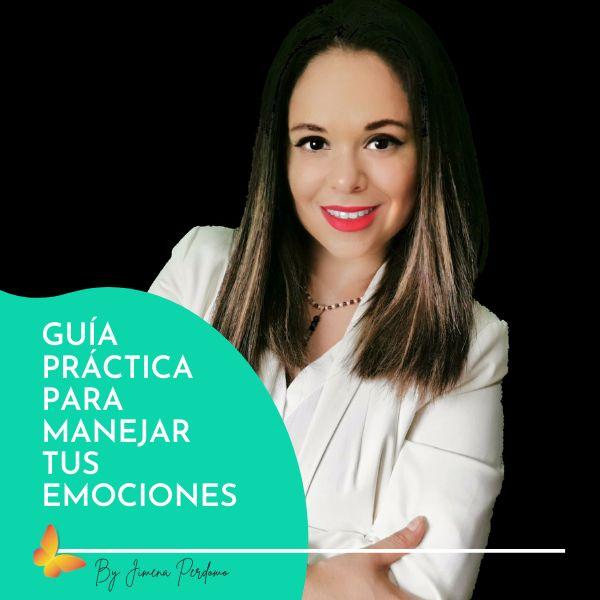 Imagem principal do produto Como manejar tus emociones: Guía práctica