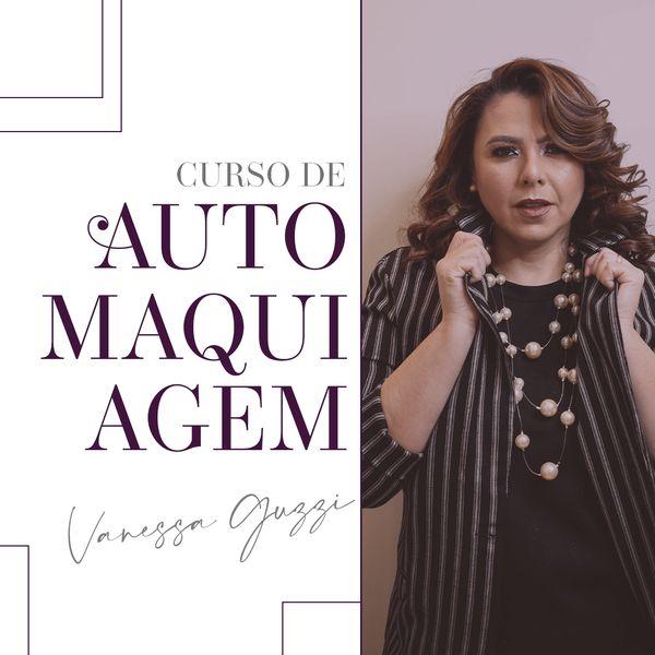 Imagem principal do produto Curso de Automaquiagem Vanessa Guzzi