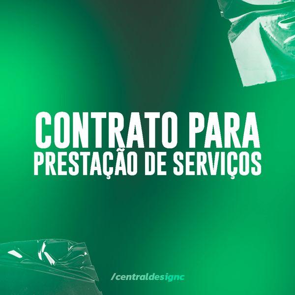 Imagem principal do produto Contrato prestação de serviço