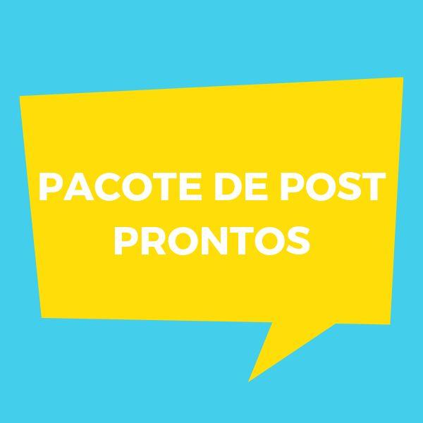 Pacote De Post Prontos Atid Com E Serv De Informatica Ltda Learn A New Skill Images Icons Pictures Hotmart