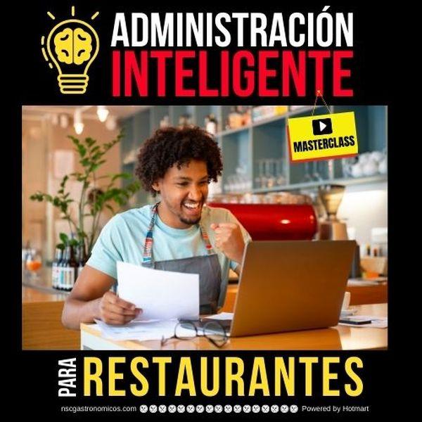 Imagem principal do produto Administración Inteligente para restaurantes
