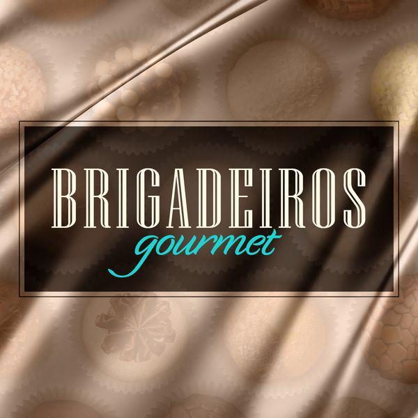 """Imagem principal do produto eBook """"Brigadeiros Goumet Lucrativos"""""""