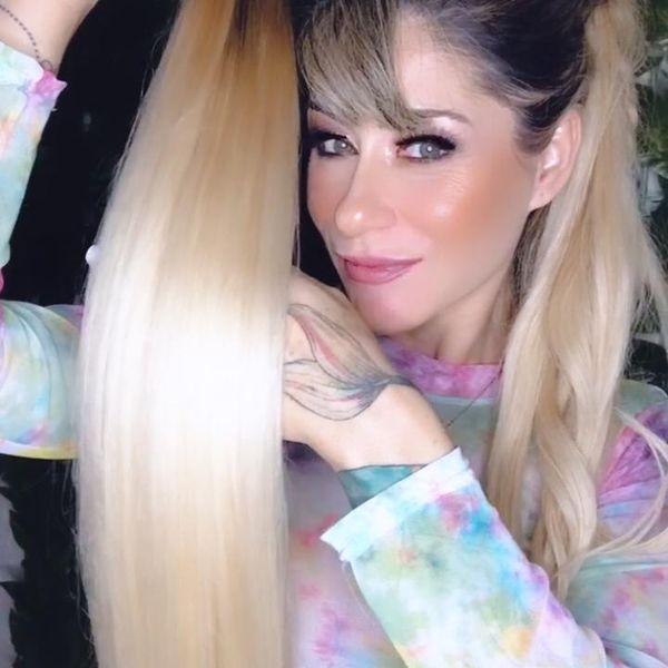 Imagem principal do produto Curso de Confecção e Aplicação de Mega Hair com Fita Adesiva
