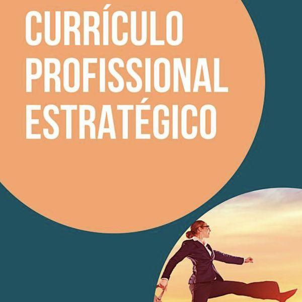 Imagem principal do produto CURRÍCULO PROFISSIONAL ESTRATÉGICO