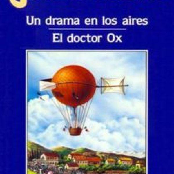 Imagem principal do produto Audiolibro  Un drama en los aires ; El doctor Ox