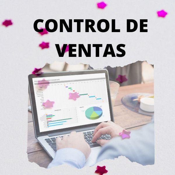 Imagem principal do produto CONTROL DE VENTAS
