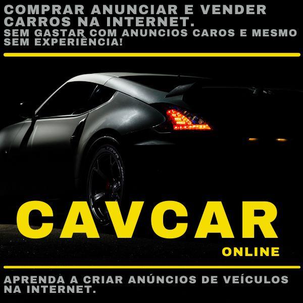 Imagem principal do produto CavCar online Comprar Anunciar e Vender Carros online