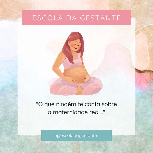 Imagem principal do produto ESCOLA DA GESTANTE