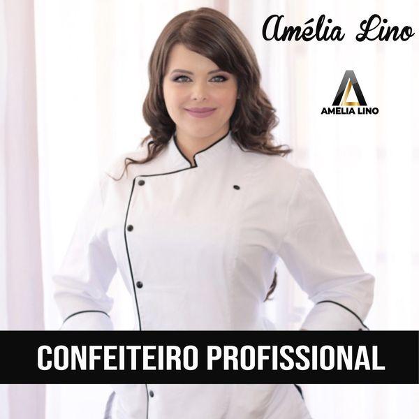 Imagem principal do produto CONFEITEIRO PROFISSIONAL E MOUSSE CAKE