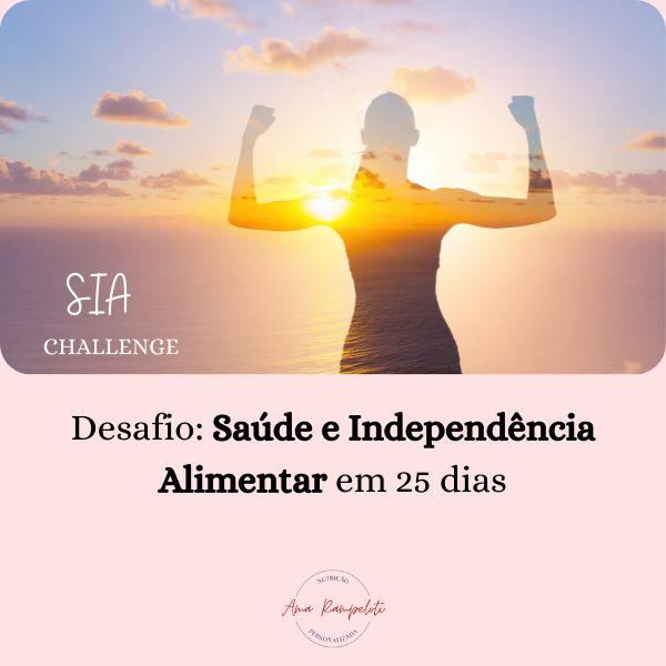 Imagem principal do produto Desafio Saúde e Independência Alimentar