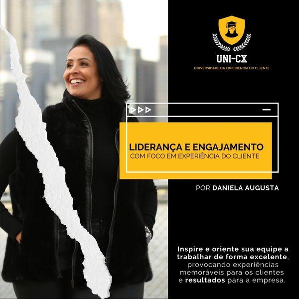 Imagem principal do produto LIDERANÇA E ENGAJAMENTO COM FOCO EM CX