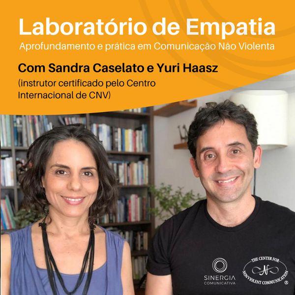 Imagem principal do produto Laboratório de Empatia - Aprofundamento em Comunicação Não Violenta (CNV)