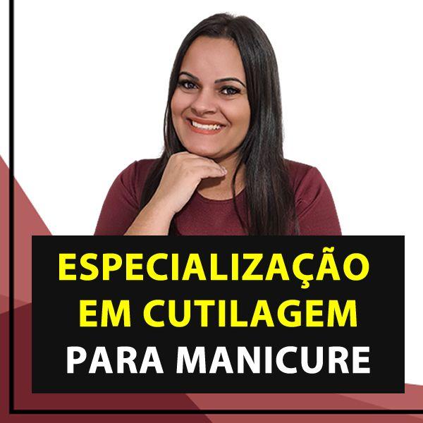 Imagem principal do produto Curso de Especialização para Manicure e Pedicure