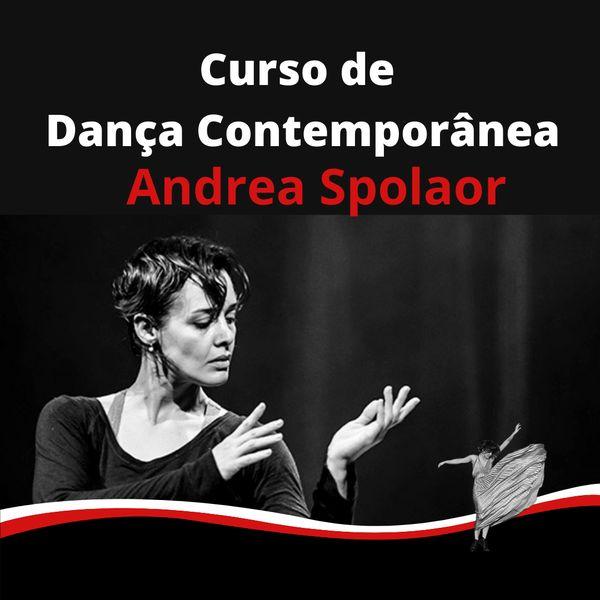 Imagem principal do produto Dança Contemporânea com Andrea Spolaor
