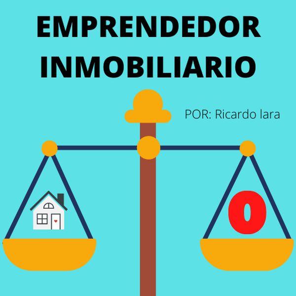 Imagem principal do produto DE CERO A EMPRENDEDOR INMOBILIARIO