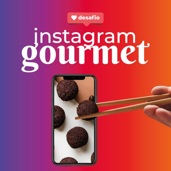 Imagem principal do produto Desafio Instagram Gourmet