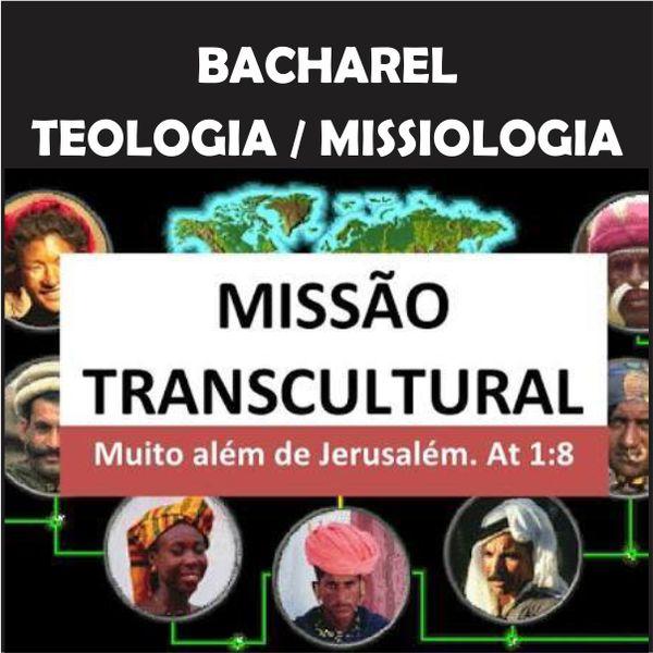 Imagem principal do produto Bacharel em Teologia / Missiologia