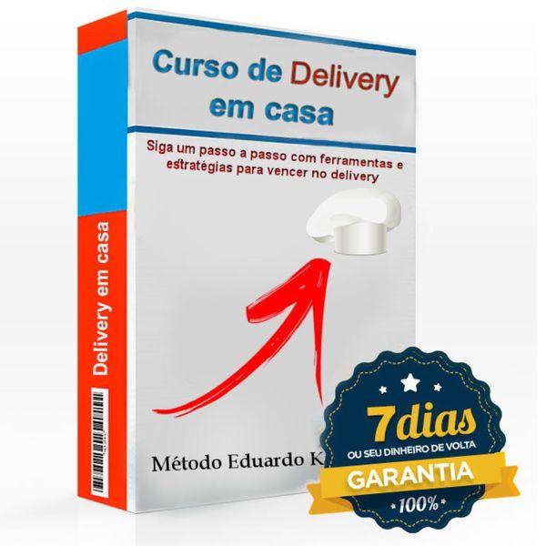 Imagem principal do produto Curso de Delivery Em casa