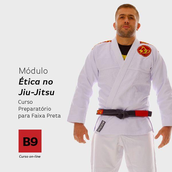 Imagem principal do produto Ética no Jiu Jitsu - Barbosa Jiu Jitsu