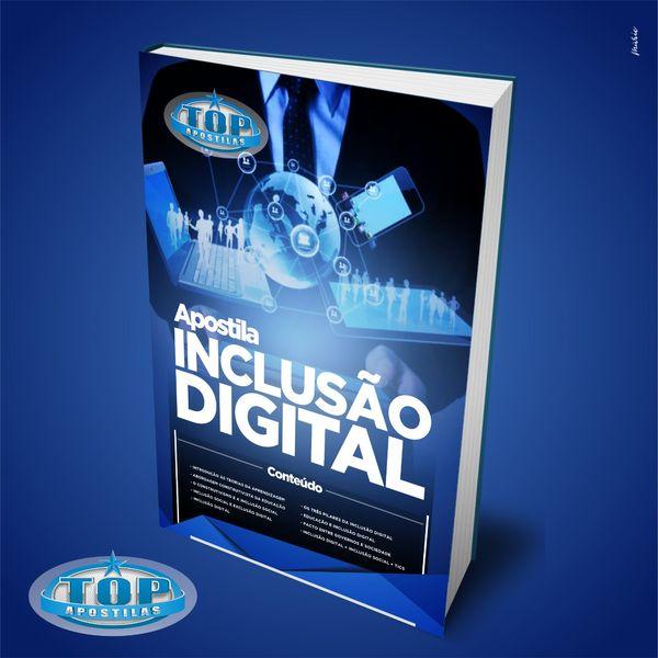 Imagem principal do produto Ebook Inclusão Digital
