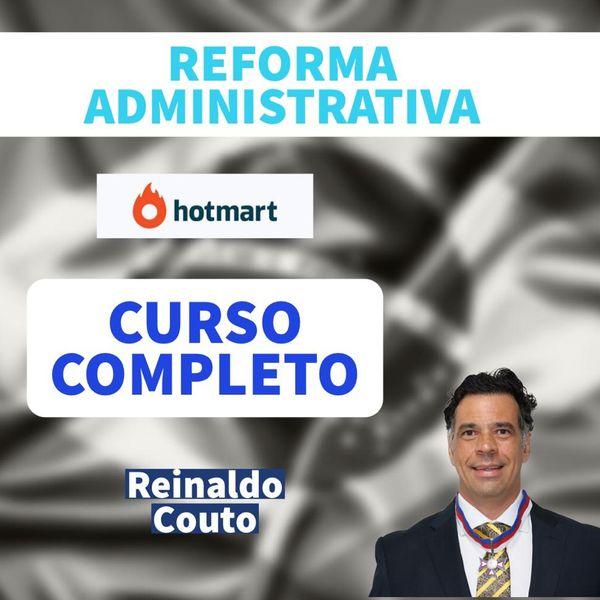Imagem principal do produto CURSO SOBRE A REFORMA ADMINISTRATIVA PEC 32/2020