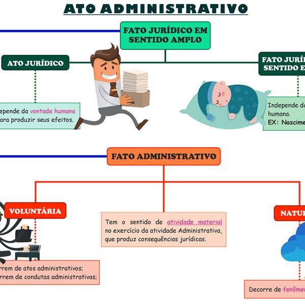 Imagem principal do produto Direito Administrativo Em Mapas Mentais+Resumo Bônus!!