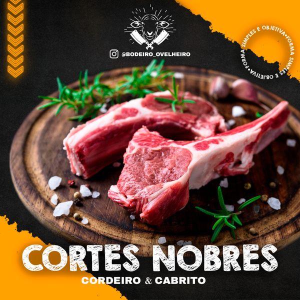 Imagem principal do produto Cortes Nobres de Cordeiros e Cabritos