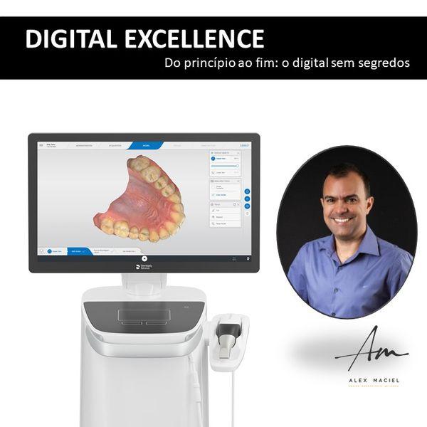 Imagem principal do produto DIGITAL EXCELLENCE - Do princípio ao fim: o digital sem segredos