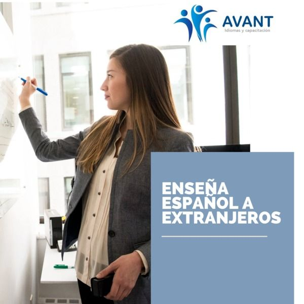 Imagem principal do produto Enseña español a extranjeros