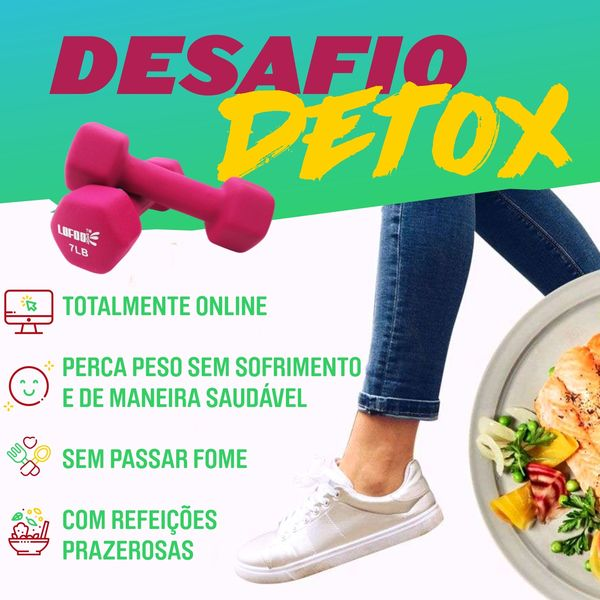 Imagem principal do produto Desafio Detox