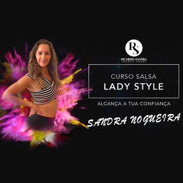 Imagem principal do produto Curso Salsa Lady Style - Alcança a tua Confiança