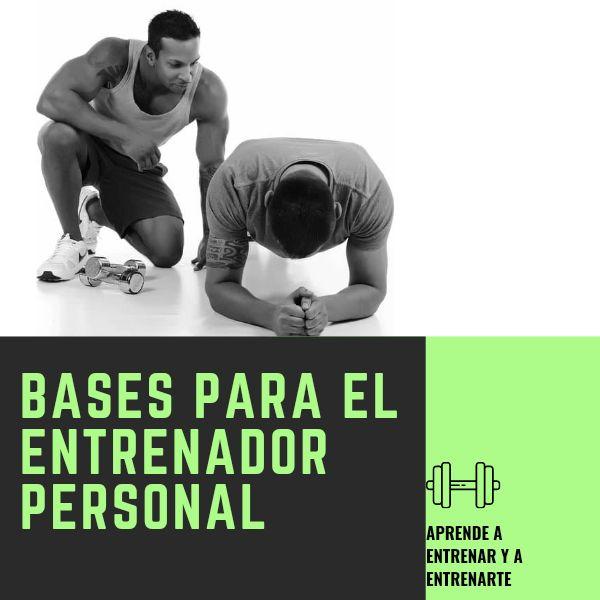 Imagem principal do produto Bases del Entrenamiento Personal