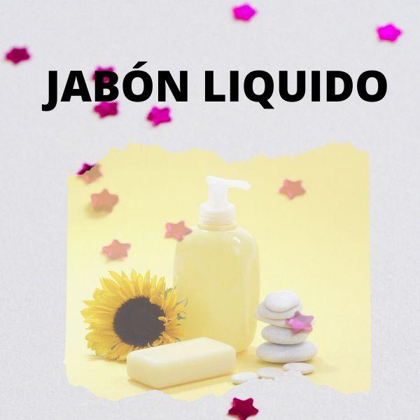 Imagem principal do produto JABÓN LÍQUIDO