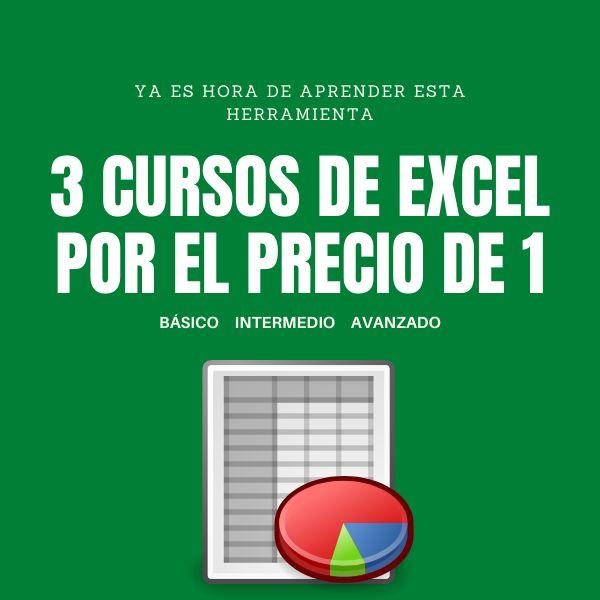 Imagem principal do produto Curso completo de Excel