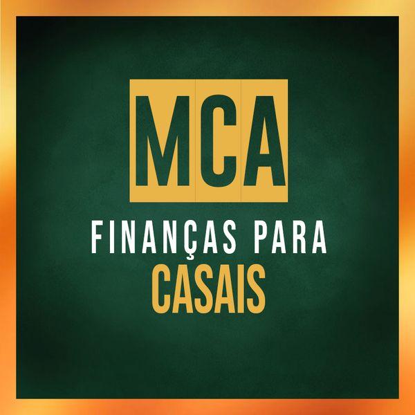 Imagem principal do produto Método MCA Finanças para casais