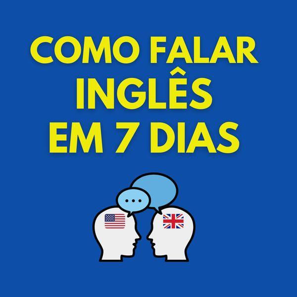 Imagem principal do produto Como falar Inglês em 7 dias