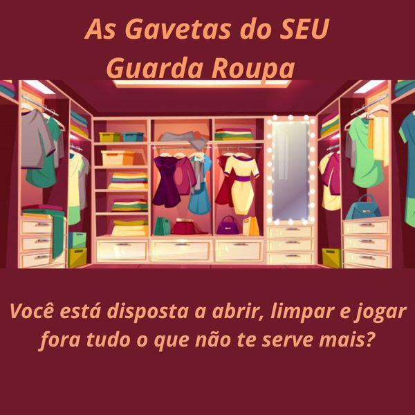 Imagem principal do produto Gaveta do Guarda Roupa